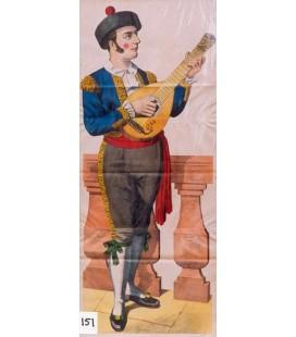 Musicien Espagnol - Spanish musician