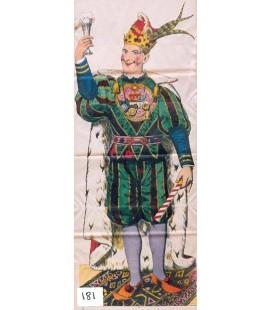 Prince carnaval - Carnival prince.