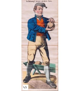 Joueur de boules - Bowler