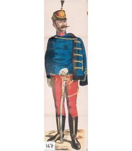 Hussard Autrichien - Austrian hussar