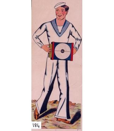Marin cible - Sailor target.