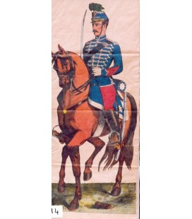 Hussard francais - French hussar